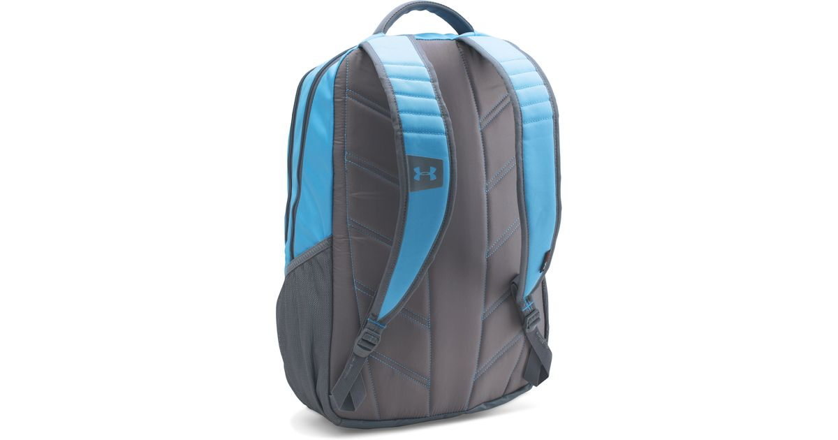 f6512a63f3 Lyst - Under Armour Ua Storm Hustle Ii Backpack in Blue for Men