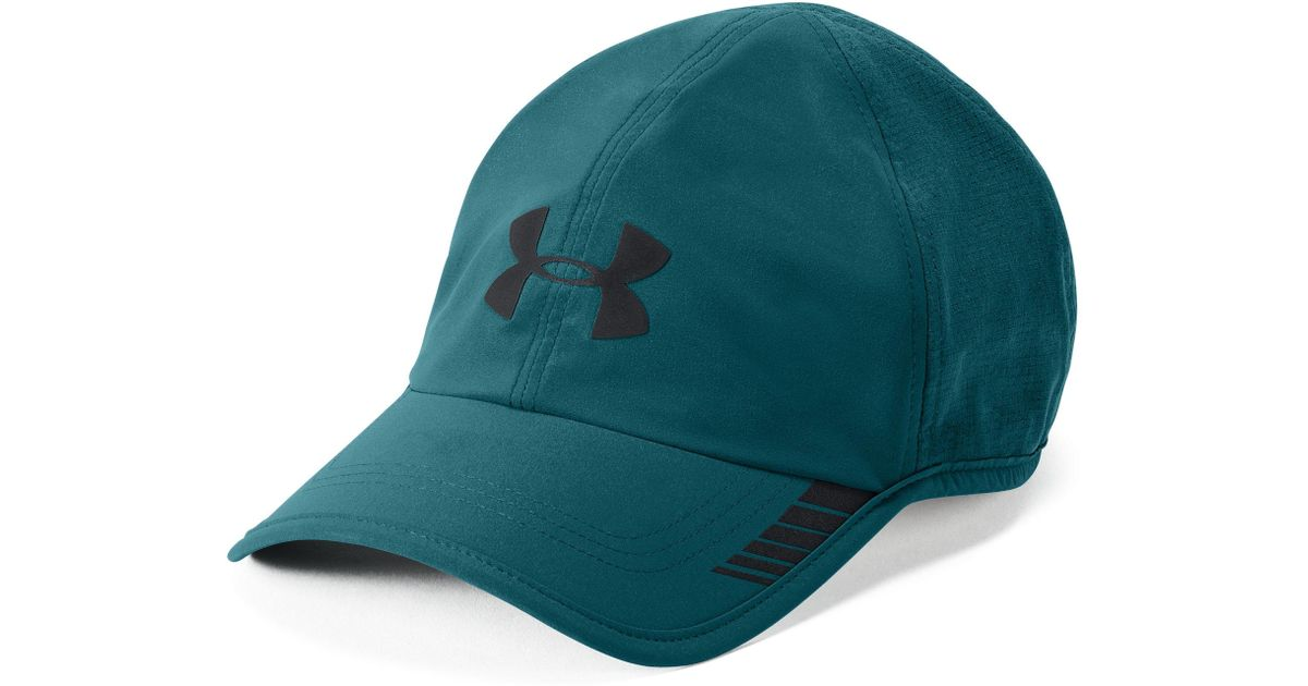 668d1603344 Lyst - Under Armour Launch Armourvent Running Hat in Green for Men - Save  28%