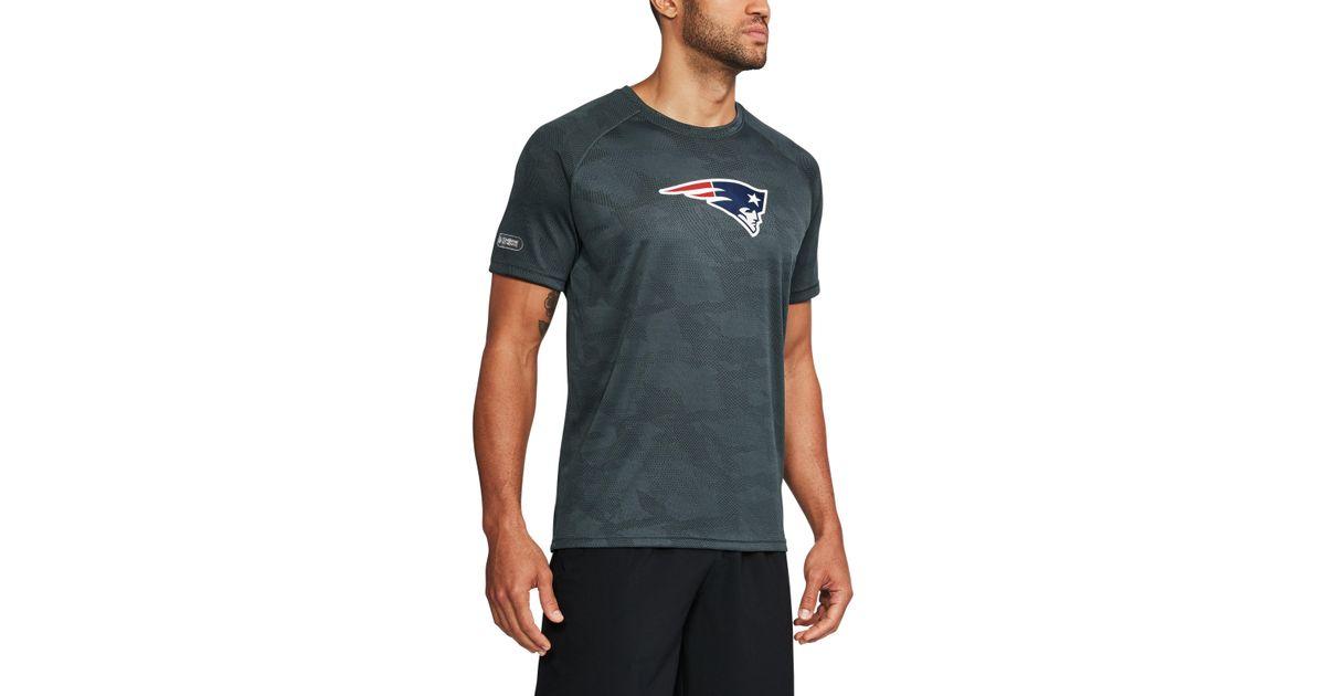 eabf6a368 Lyst - Under Armour Men s Nfl Combine Authentic Ua Techtm Jacquard T-shirt  for Men