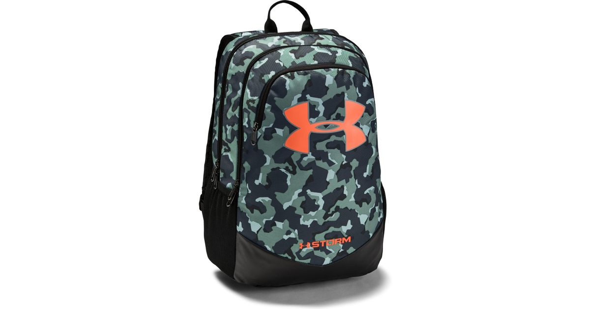 4c7e6e827320 Lyst - Under Armour Ua Storm Scrimmage Backpack