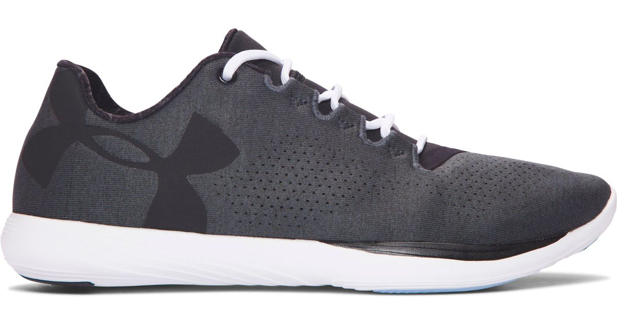 Lyst - Under Armour Women s Ua Street Precision Low Rlxd Training Shoes in  Black f2a1b71b6