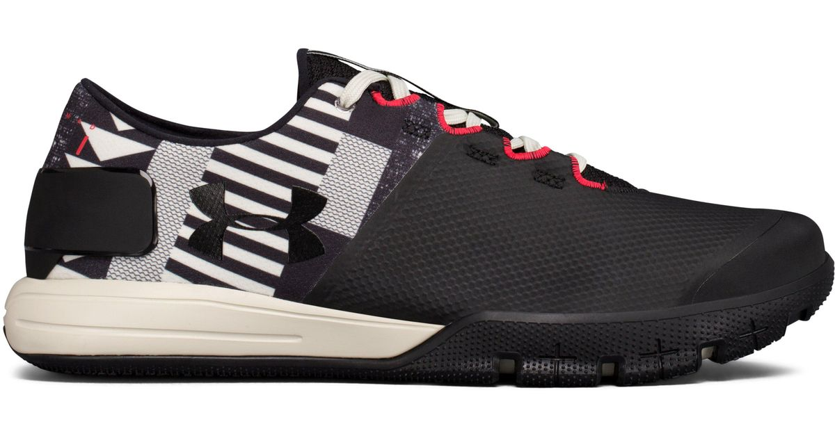 Lyst - Under Armour Men's Ua X Muhammad Ali Charged Ultimate 2.0 Training  Shoes in Black for Men
