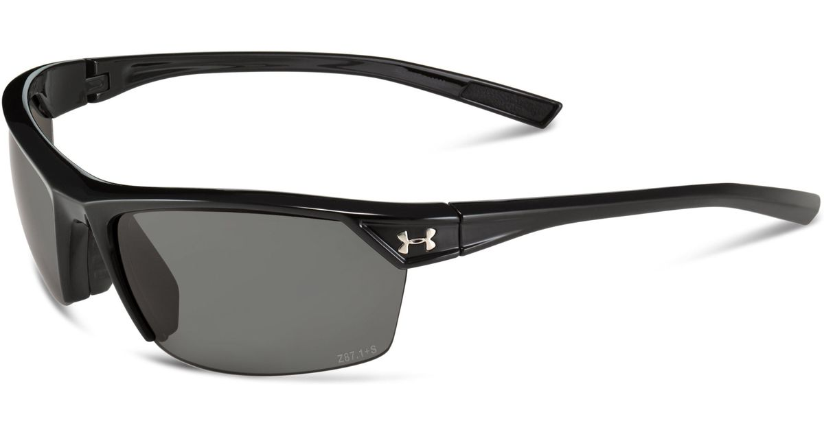 d39afbed48 Lyst - Under Armour Ua Zone 2.0 Storm Polarized Sunglasses