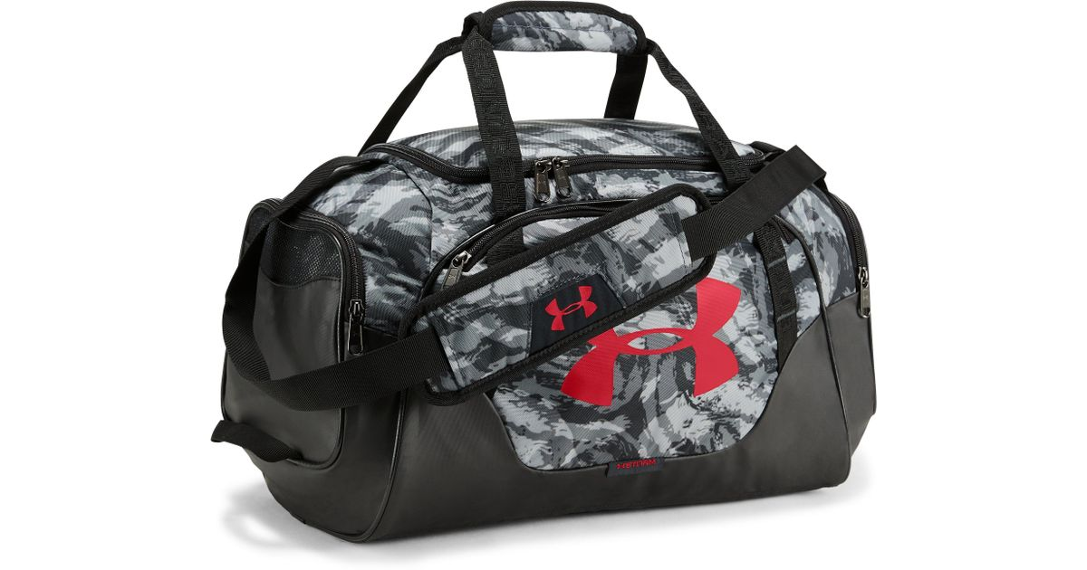 83c67ce35 Under Armour Ua Undeniable 3.0 Extra Small Duffle in Black for Men - Lyst