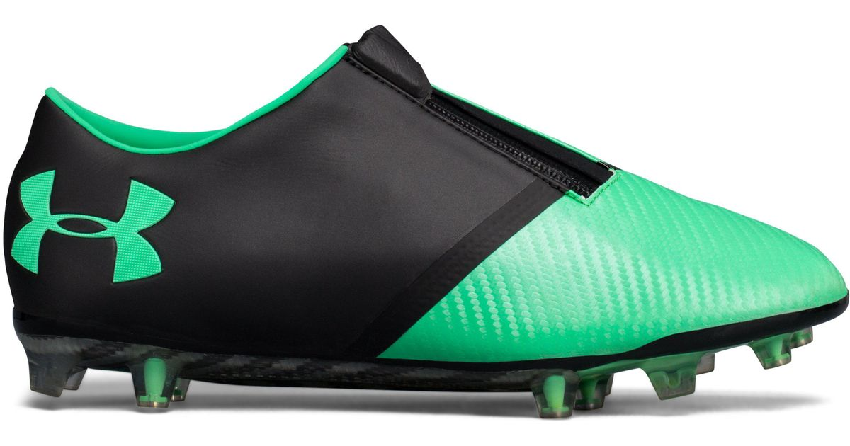 eb8685fed under armour spotlight soccer cleats