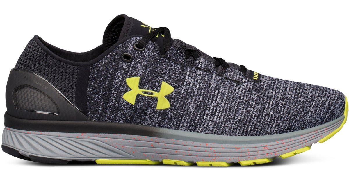 ca47ec28894 Lyst - Under Armour Men s Ua Charged Bandit 3 Xcb Running Shoes for Men