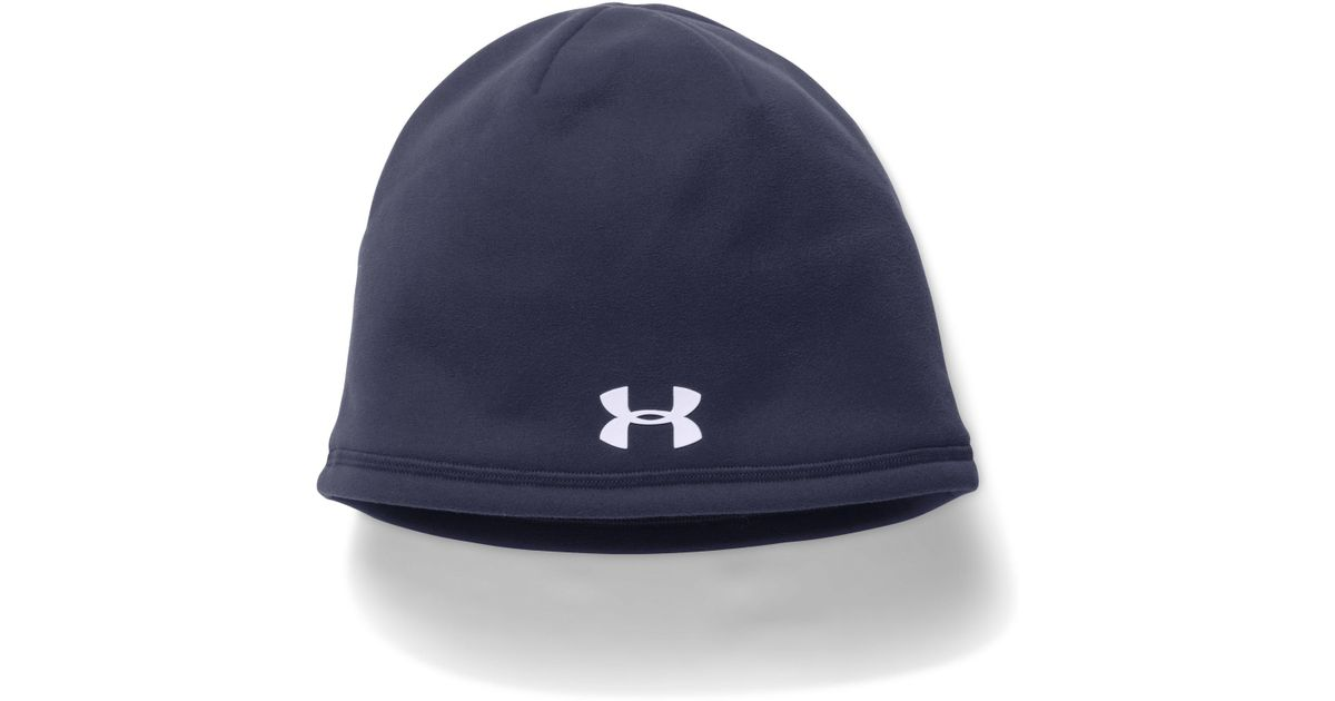 ed56e383205 Lyst - Under Armour Men s Ua Element Beanie in Blue for Men