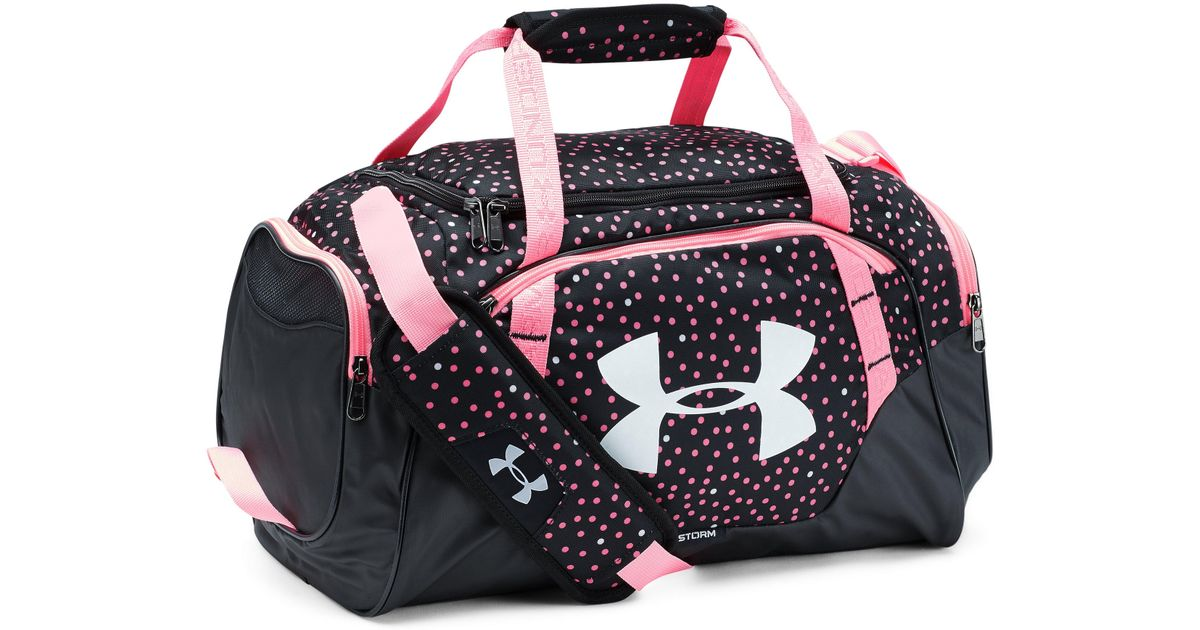 Lyst - Under Armour Ua Undeniable 3.0 Extra Small Duffle in Black 61587c0173c5