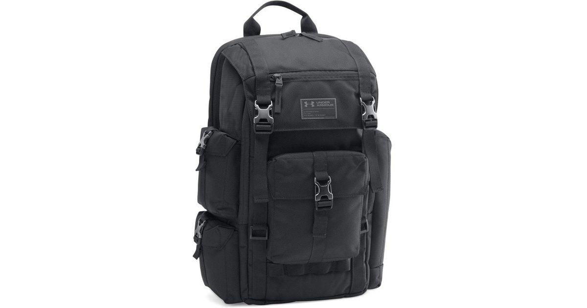 2f337d7485 Lyst - Under Armour Cordura Regiment Backpack for Men