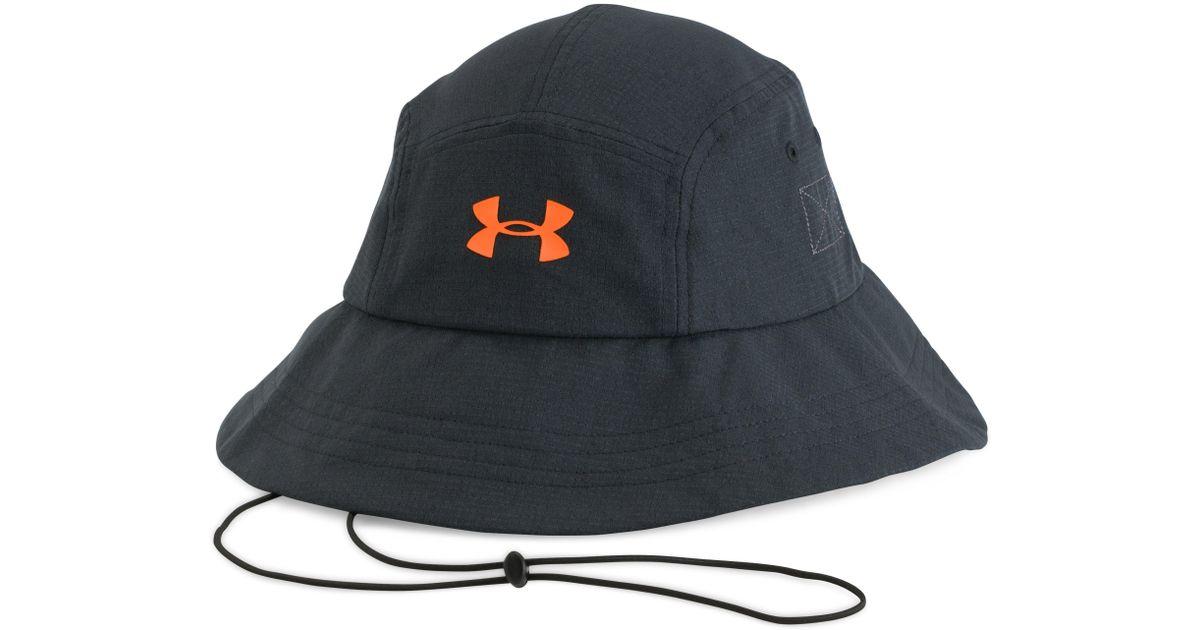 0bfa7c0dfc8 Lyst - Under Armour Men s Ua Armourventtm Bucket Hat for Men