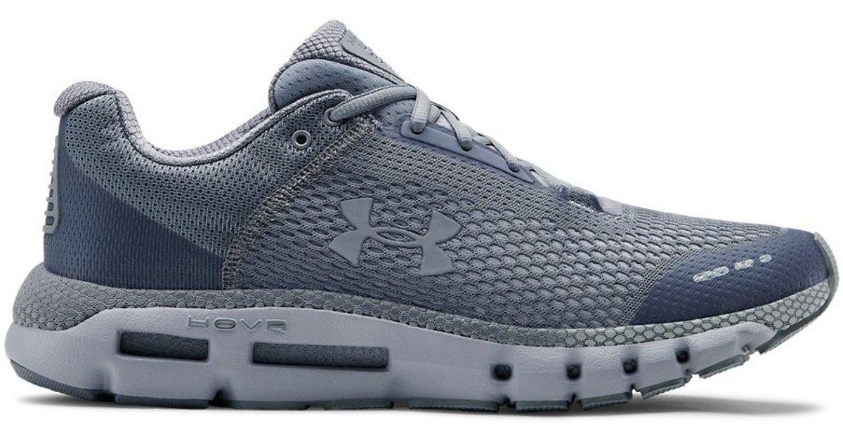 wholesale dealer ced30 bb5aa Under Armour Men s Hovr Infinite Running Shoes in Gray for Men - Lyst