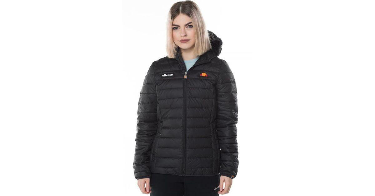 7d60c4f0fbde Ellesse - Multicolor Women s Lompard Padded Jacket - Lyst