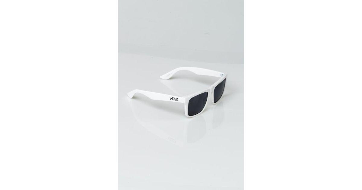 c4349ef0ce39 Vans Squared Off Sunglasses in White for Men - Lyst
