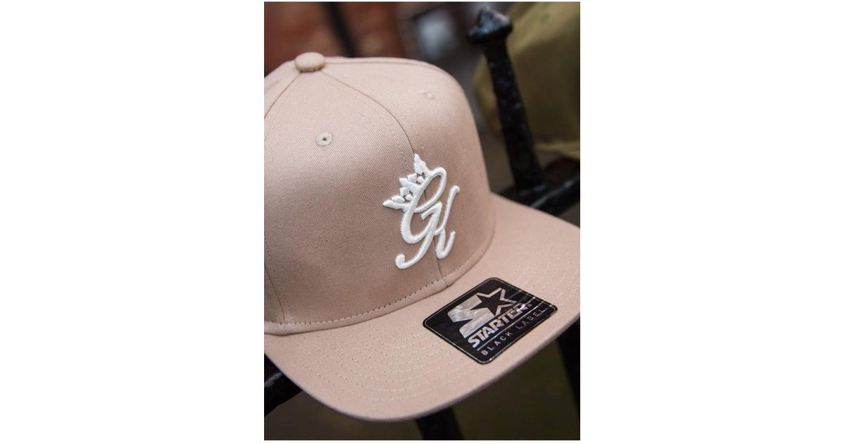 Gym King X Starter Snapback Cap for Men - Lyst b5a82384c407
