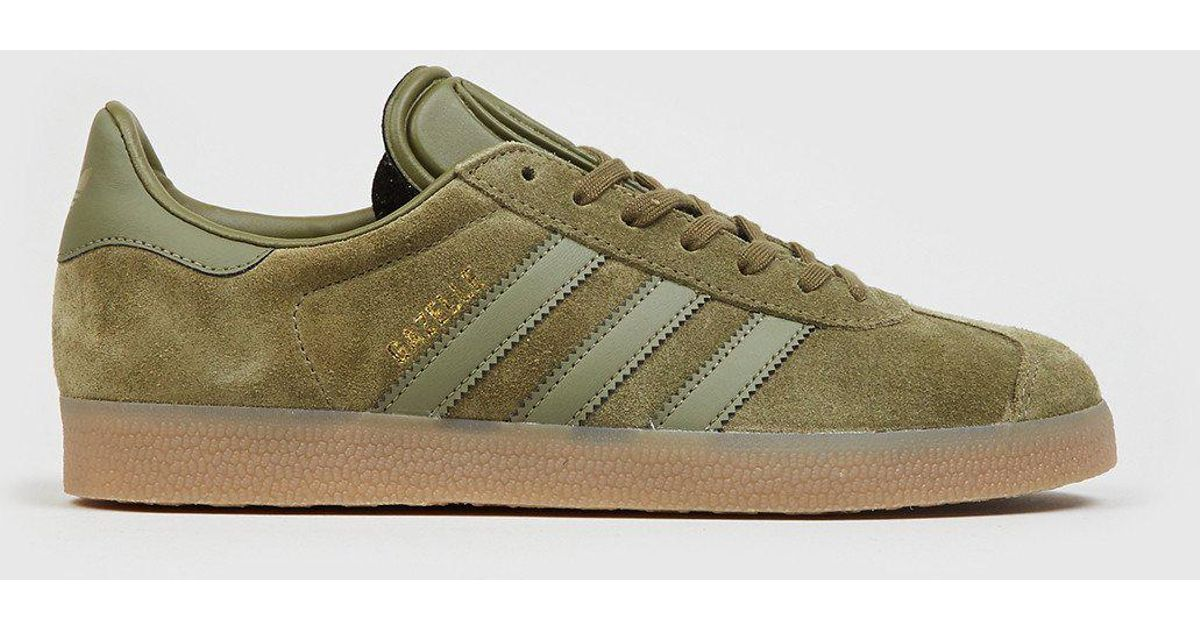 adidas Originals Adidas Gazelle Bb5265 (suede) in Green for Men - Lyst d7c826c9cd44