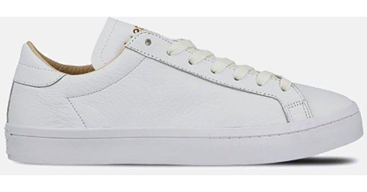 07c3a5669a3 Lyst - adidas Originals Adidas Court Vantage (cq2561) in White for Men