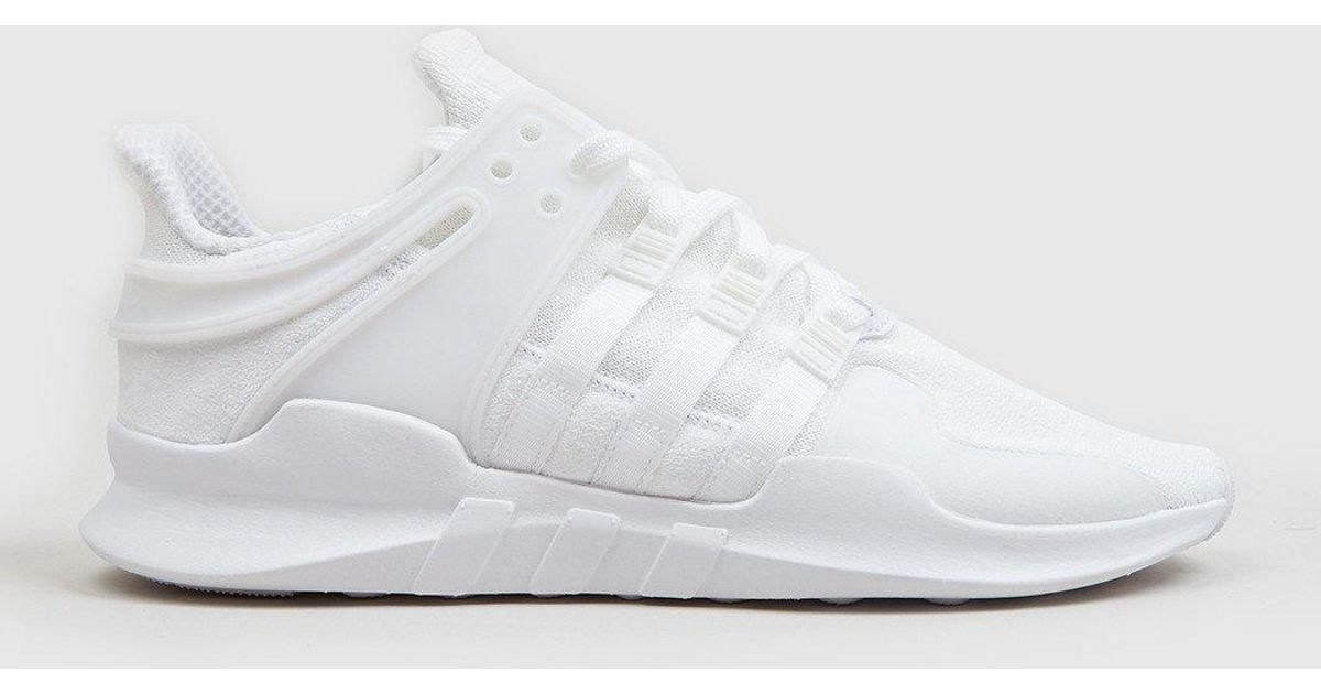 d83713affc07 ... norway lyst adidas originals adidas eqt support adv cp9558 in white for  men 64d2f 34a6c