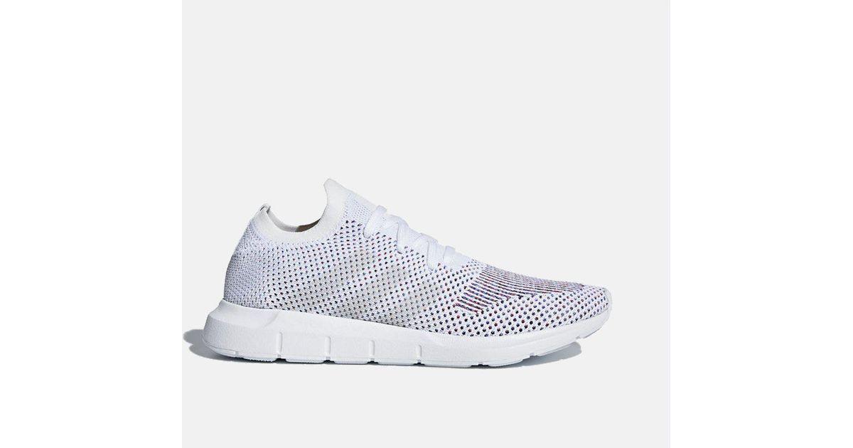 bef8c4a4b Lyst - adidas Originals Adidas Swift Run Primeknit (cq2895) in White for Men