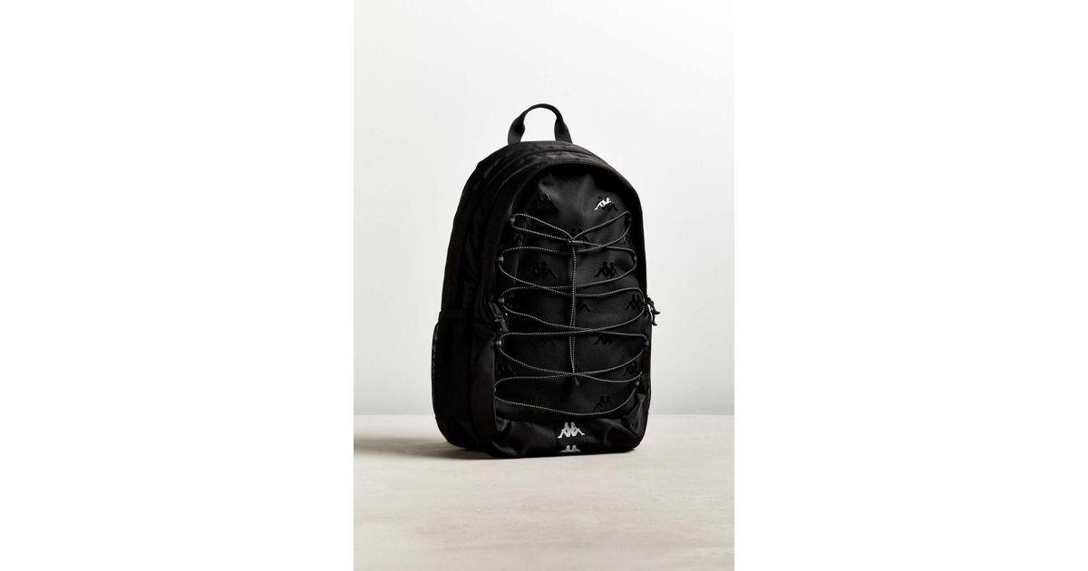 fe88227dba Lyst - Kappa Backpack in Black for Men
