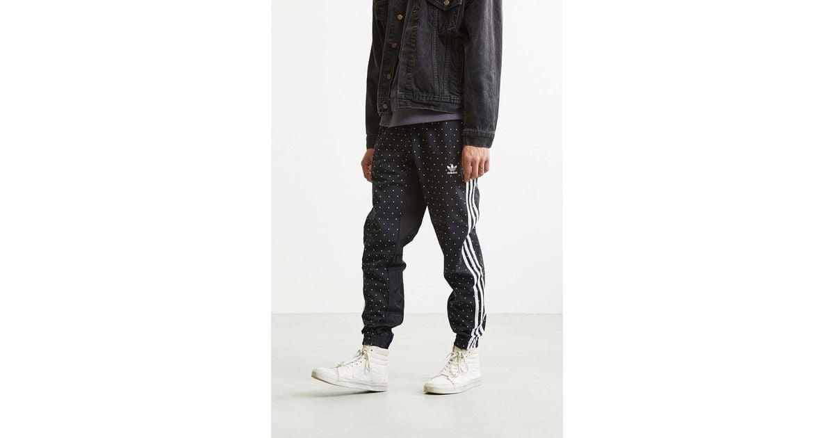 35f9a41d7 Lyst - adidas Originals X Pharrell Williams Carrot Fit Track Pant in Black  for Men