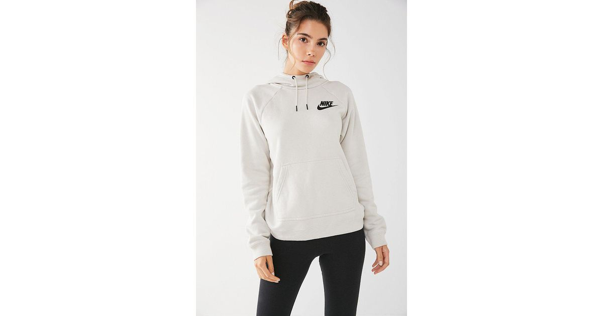 23903b40b194 Lyst - Nike Nike Rally Hoodie Sweatshirt