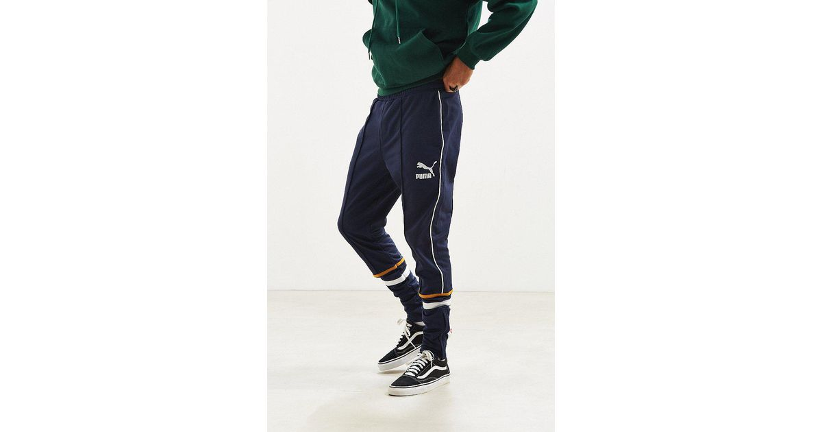 e2f53068d1 PUMA Blue Super Track Pant for men
