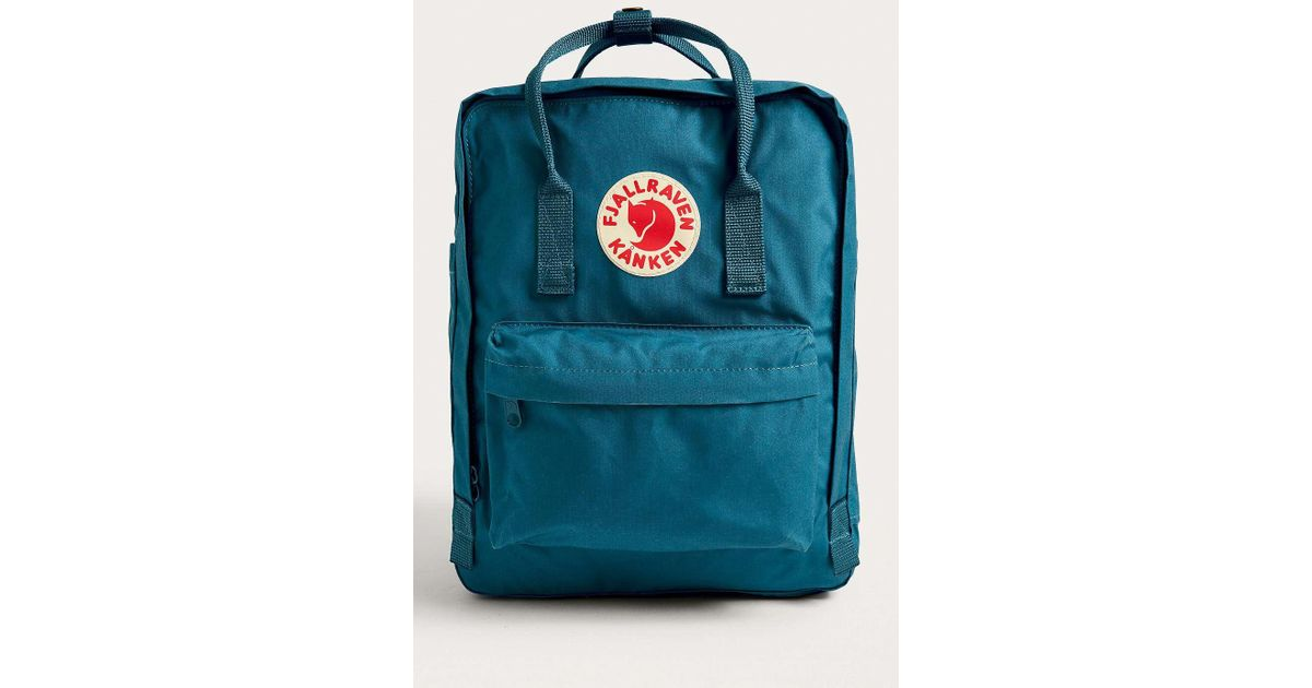 4463587b2ca5 Fjallraven Kanken Glacier Green Backpack - Mens All in Green for Men - Lyst
