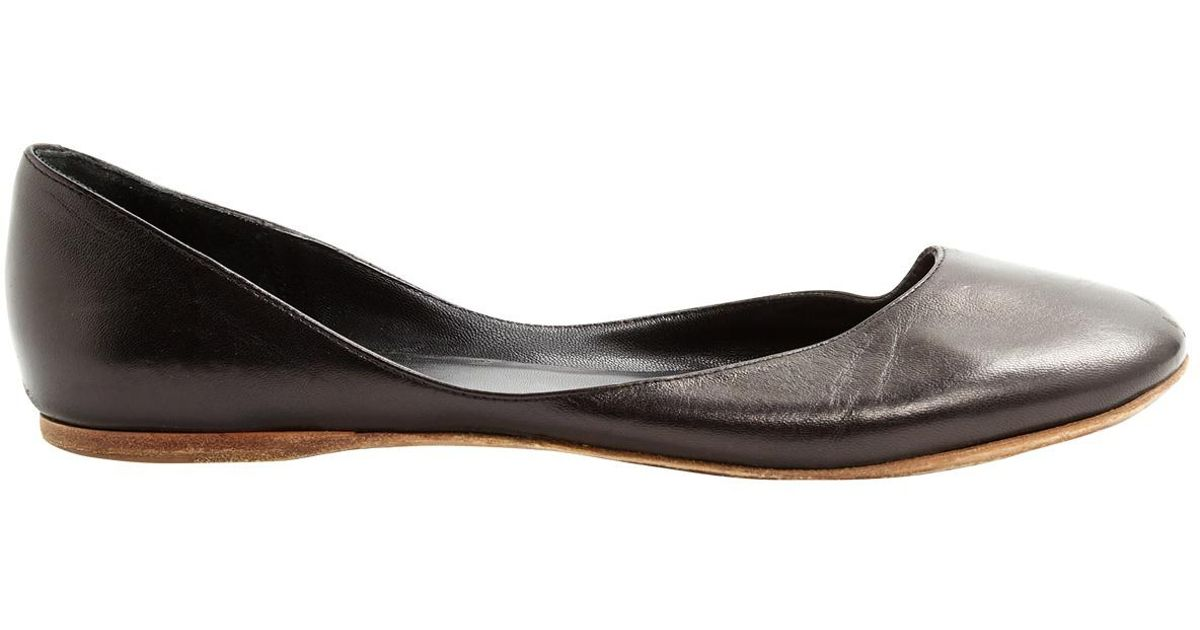 Pre-owned - Leather flats Celine