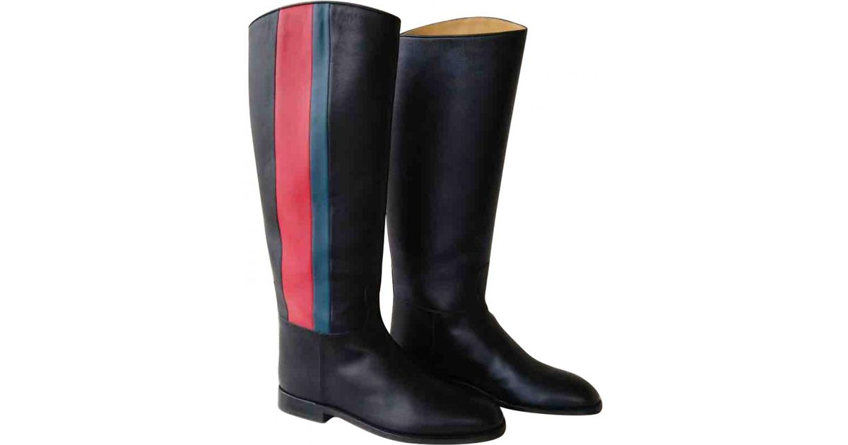 Cheap Free Shipping Pre-owned - Cloth boots Herm Store Online Outlet Locations Cheap Price Pick A Best Cheap Price 4RFsDgxEO
