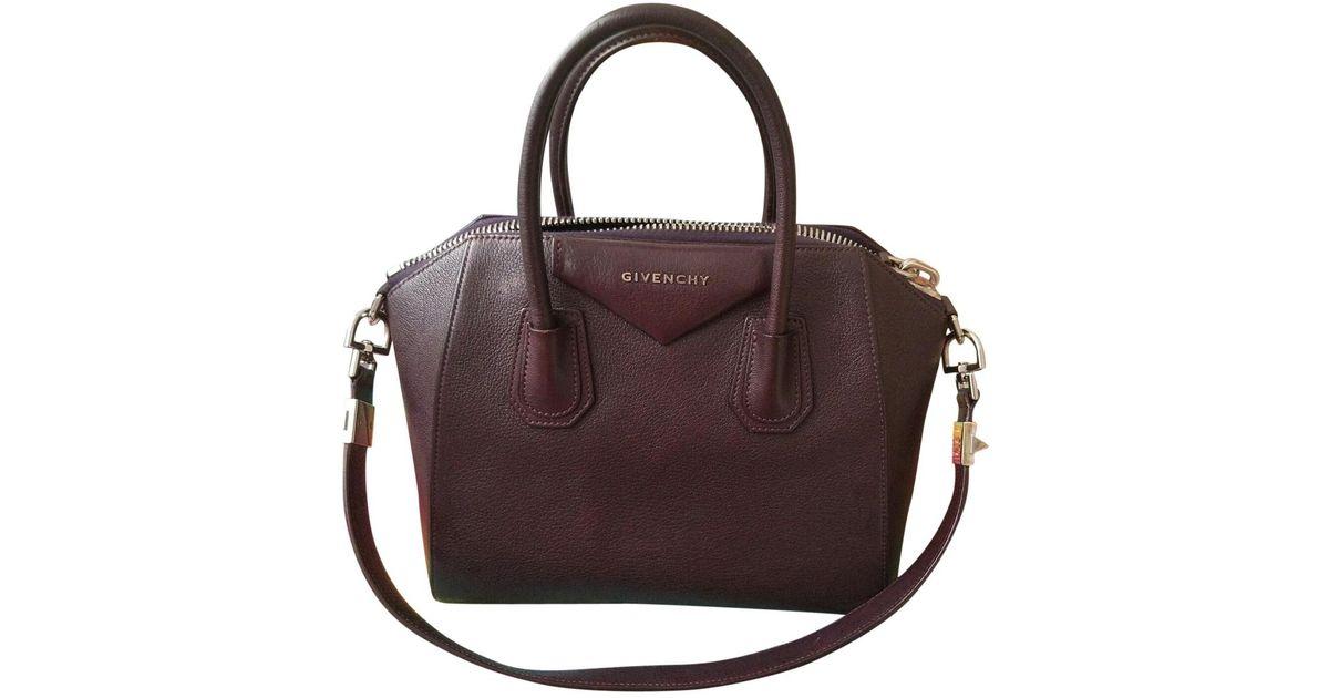 Givenchy Pre-owned - Leather handbag JxSrkSvJ