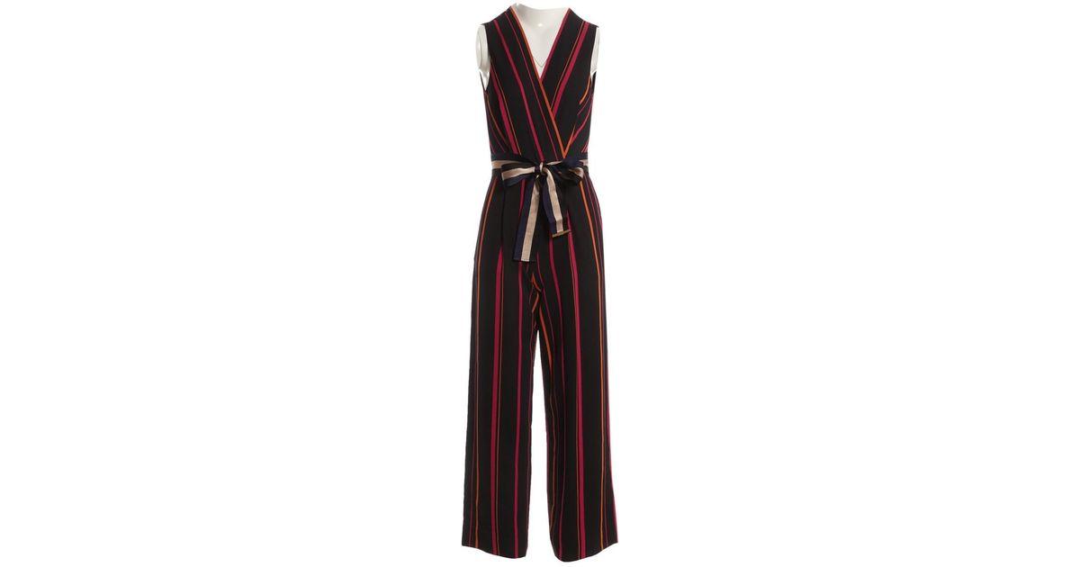 58872a1f1e Diane Von Furstenberg Pre-owned Multicolour Viscose Jumpsuits - Lyst