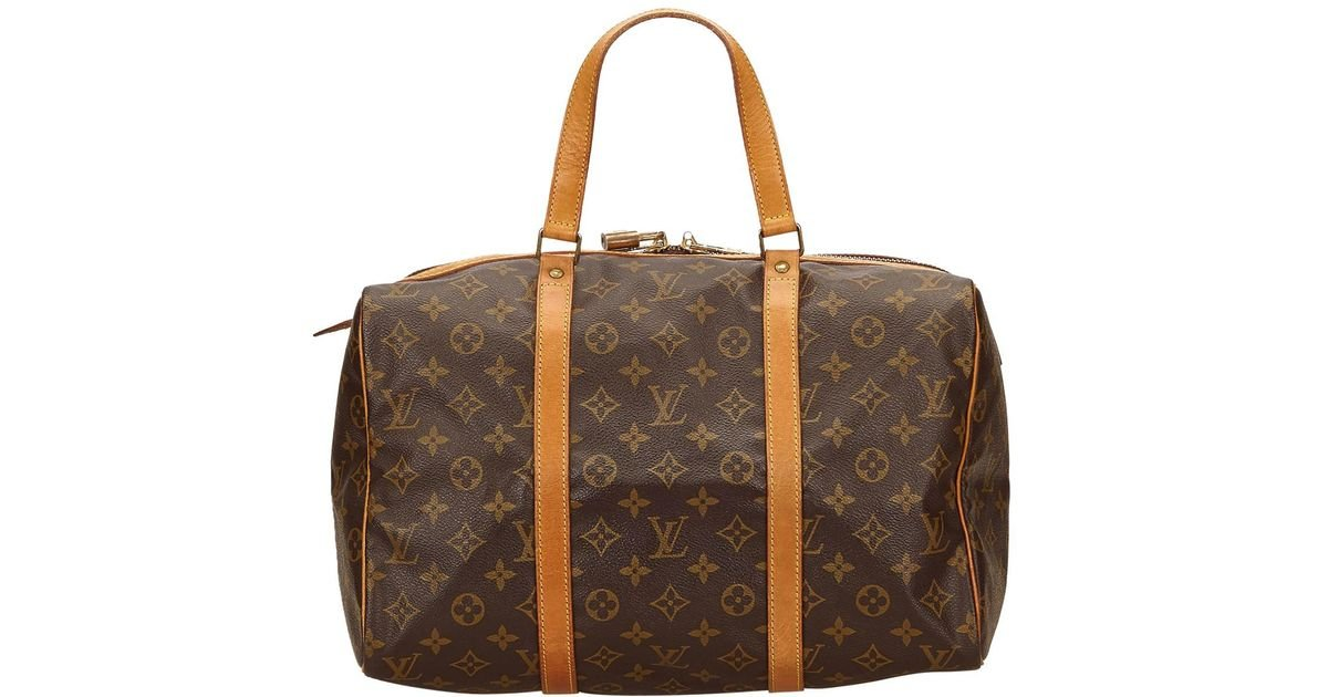 Pre-owned - Cloth 48h bag Louis Vuitton ibgKGQ
