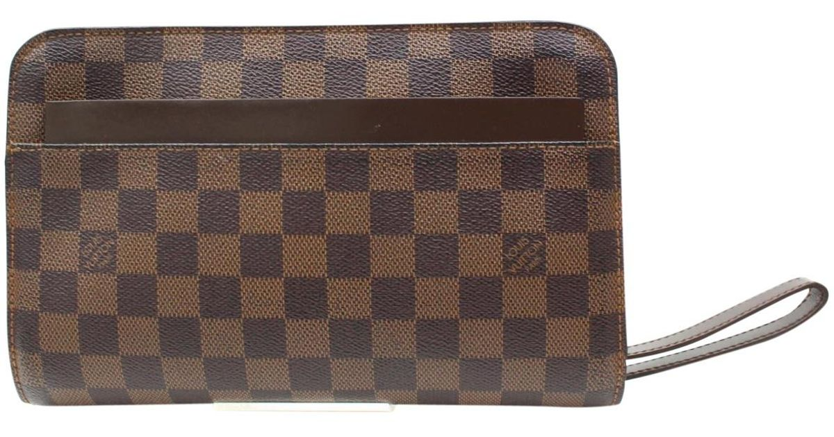 Pre-owned - Stingray clutch bag Louis Vuitton OpxMV