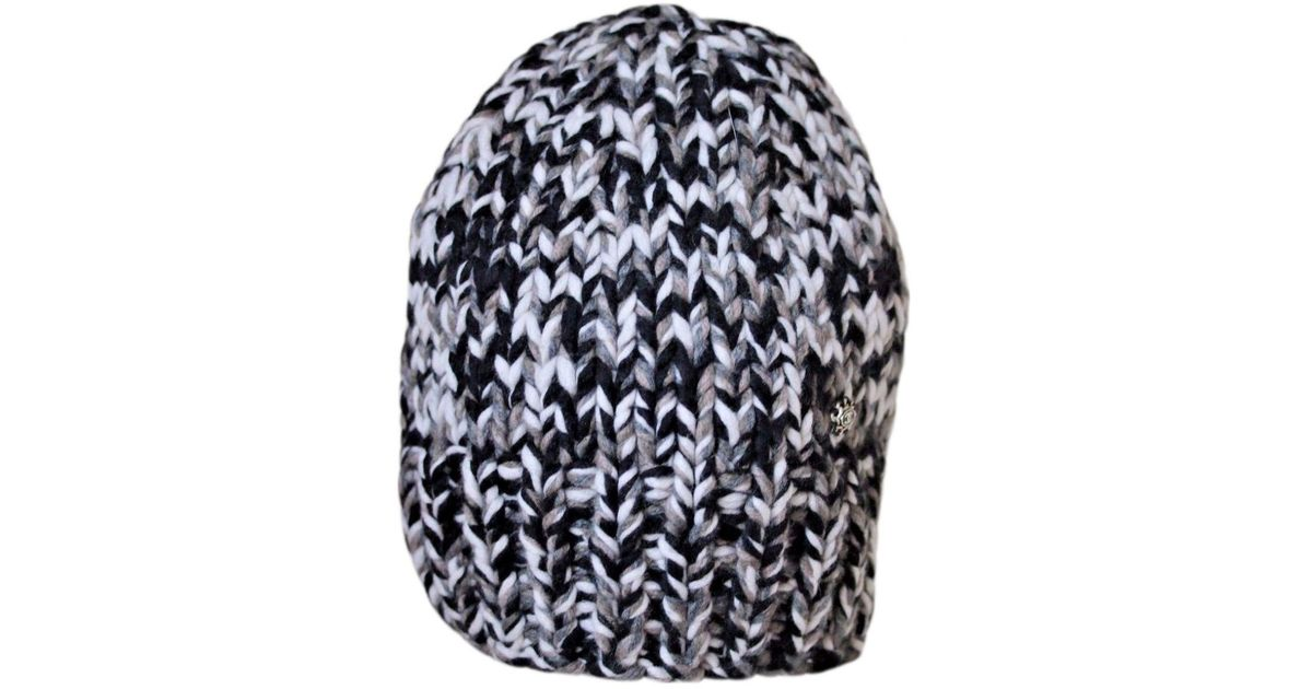 bc605eebe10 Lyst - Chanel Cashmere Beanie in Gray