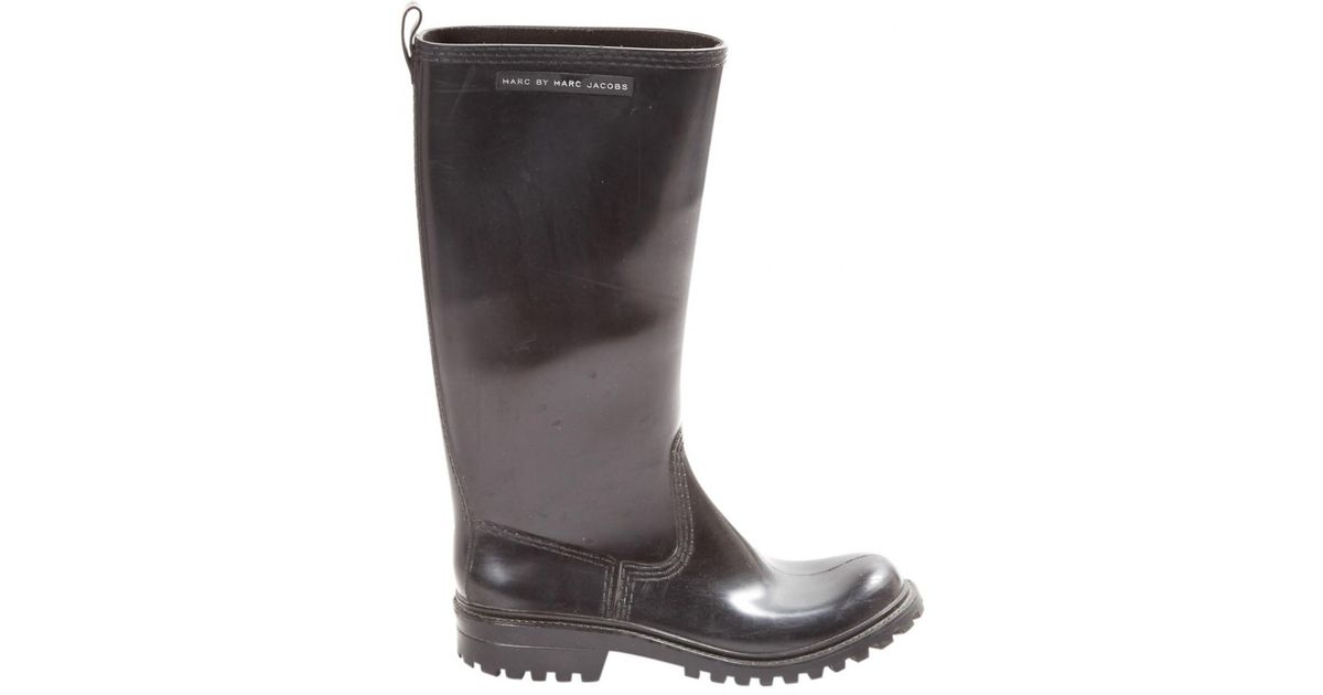 Pre-owned - Wellington boots Marc Jacobs