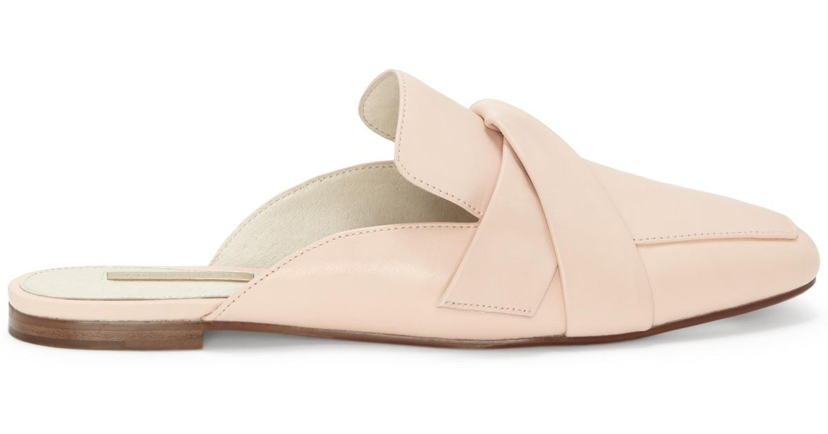 3152273b5e5 Vince Camuto Louise Et Cie Florie – Loafer Mule in Pink - Save 7% - Lyst