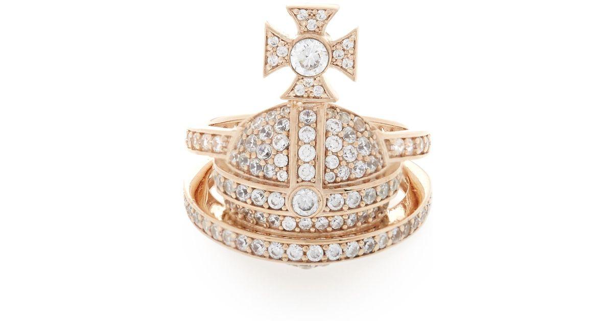 Vivienne Westwood Pink Ring