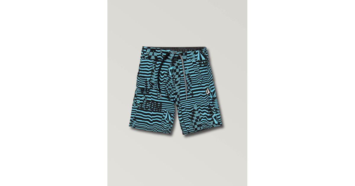 4d4356c72f Swim Boys Volcom Little Boys Logo Shifter Mod 13.5 Boardshort