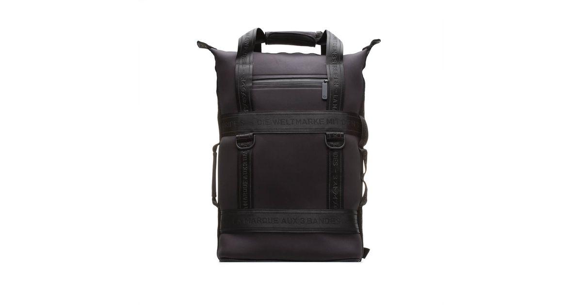fbd5eeeec4e7b Lyst - adidas Originals Nmd Day Backpack Night in Black for Men