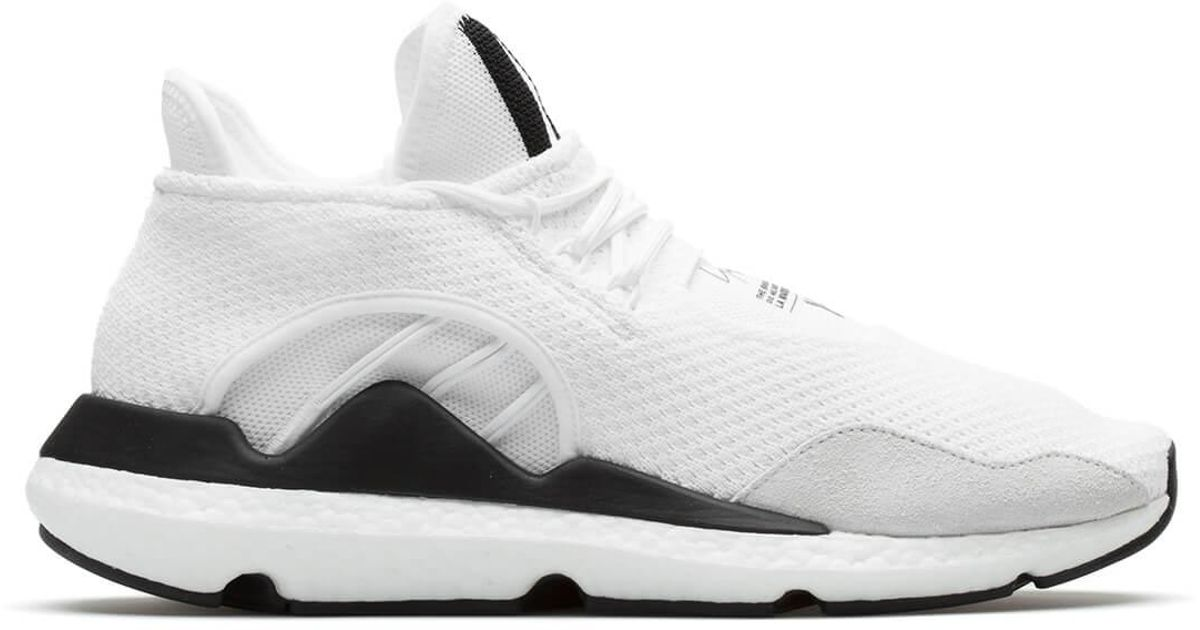 0f9f4740e Lyst - Y-3 Saikou Sneakers in White for Men