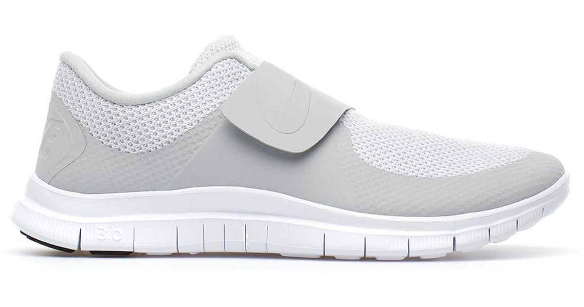 4932bdb28317 Lyst - Nike Free Socfly in Gray for Men
