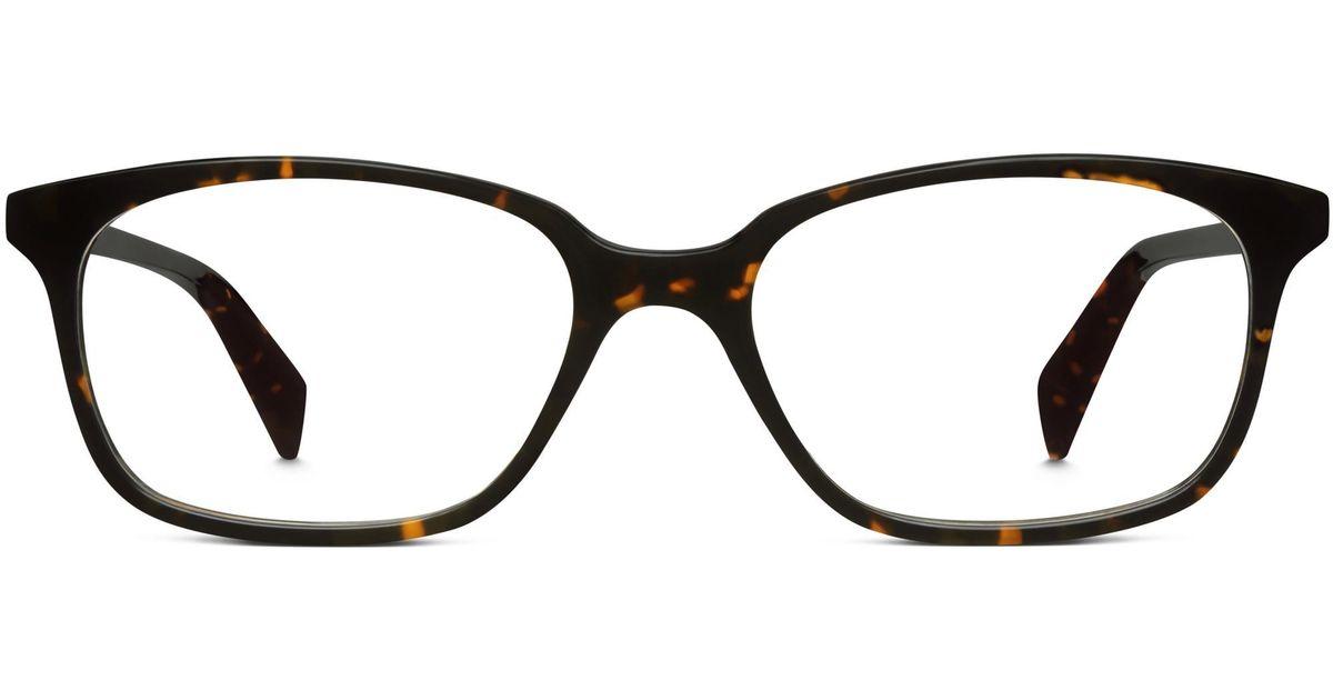 86bc2966a8de Lyst - Warby Parker Windham Eyeglasses