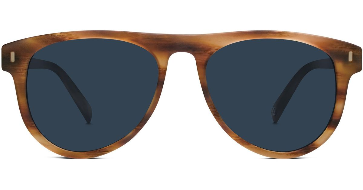 b531a21d19fa Warby Parker Hartley Sunglasses for Men - Lyst