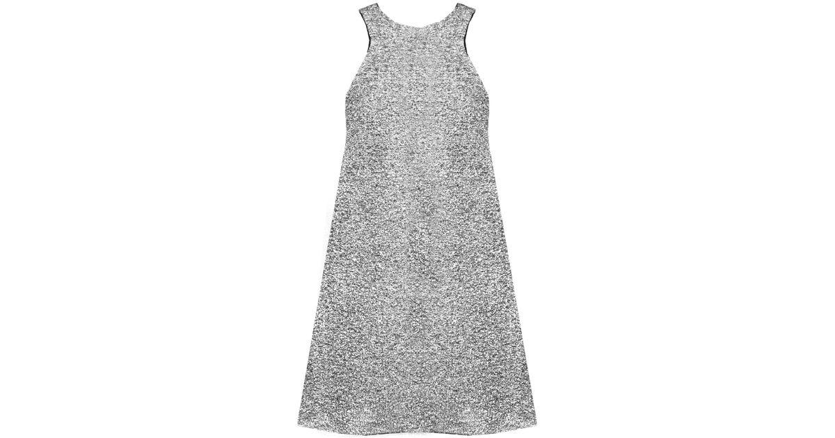 e5ff41bea9 Florence Bridge Indigo Dress Silver in Gray - Lyst