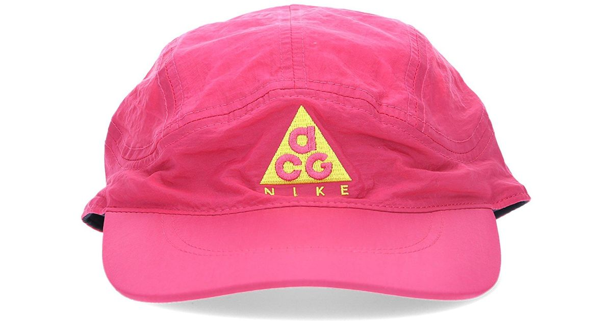 release date: b988e a400e Lyst - Nike Nrg Acg Tailwind Cap in Pink for Men