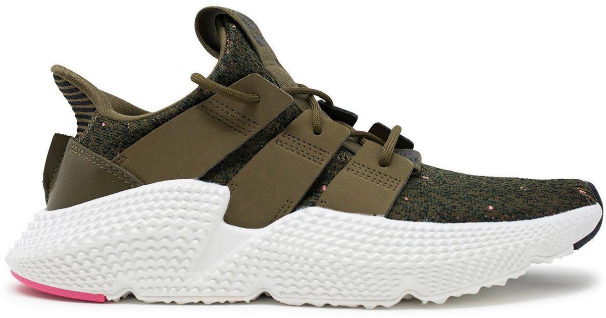 online store c4719 9e21b Lyst - adidas Originals Prophere  trace Olive  in Green for Men