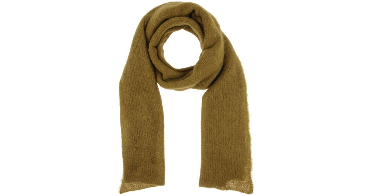 ACCESSORIES - Oblong scarves Jucca Shopping Online Outlet Sale Cheap Reliable 100% Authentic V4HewG