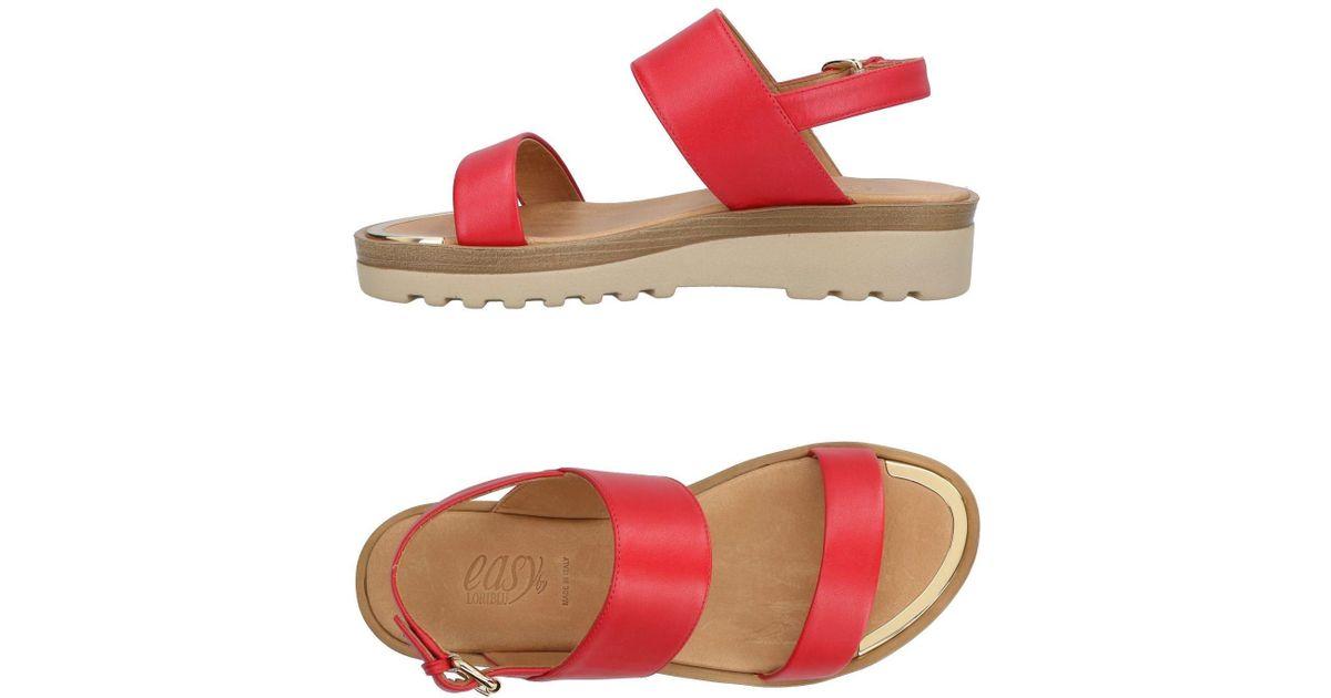 FOOTWEAR - Toe post sandals Loriblu Rp9h45zm