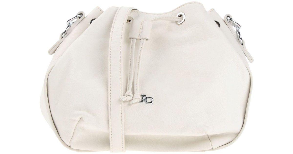 Cross Jackyceline Body White Bag amp;c Lyst In J qAt1H