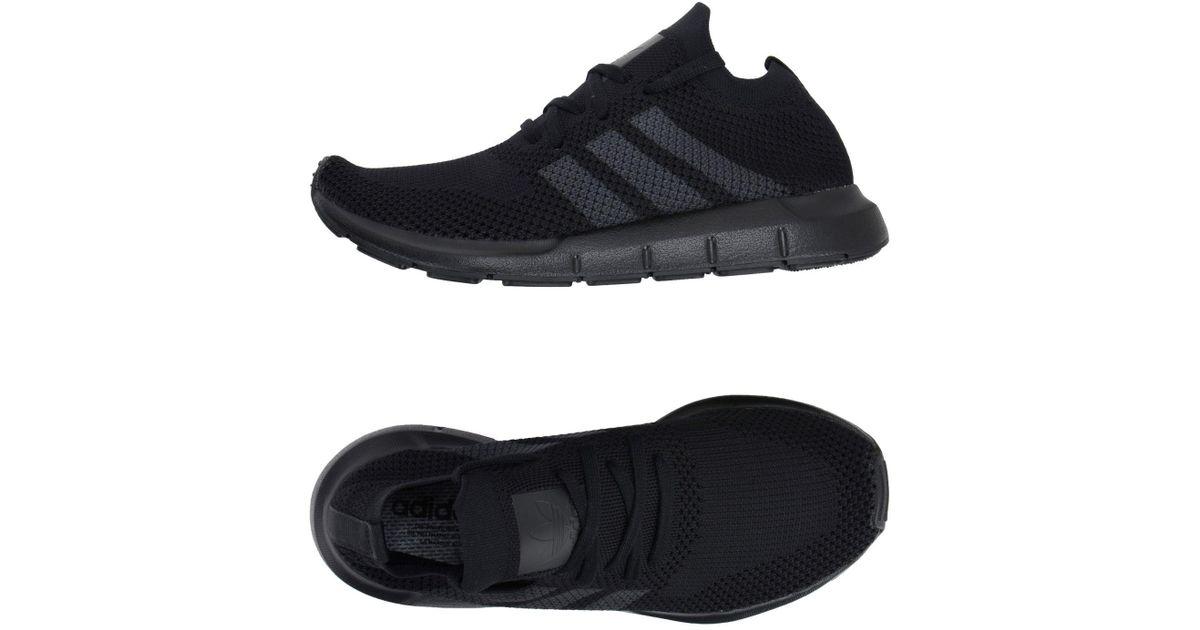 new concept 4d98b dd74d Lyst - Sneakers   Tennis basses adidas Originals en coloris Noir